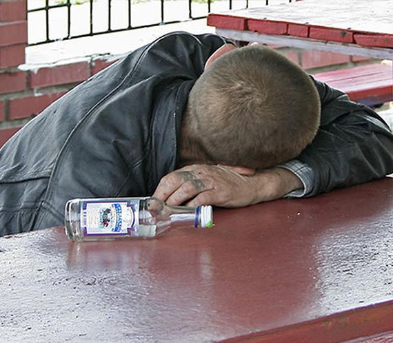 алко-наркозависимые